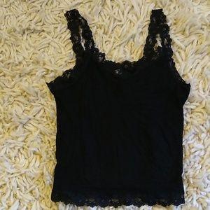 Brocade & Lace Camisole